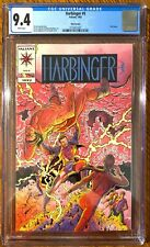 Harbinger #0 CGC 9.4 1992 Valiant (Prequel to Series) Mail-Away Pink Variant