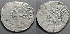 Philippe VI de Valois, Joli Double Tournois 1er Type nd TB