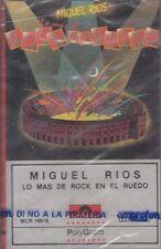 Miguel Rios Lo Mas De Rock En El Ruedo Cassette Nuevo sealed