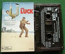 Pure Luck OST Jonathan Sheffer Theme by Danny Elfman Cassette Tape - TESTED