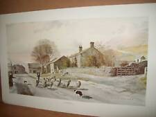 alan ingham down from the hills landscape print large