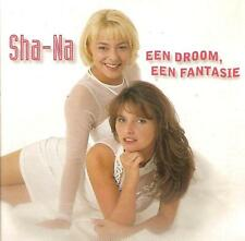 SHA-NA - een droom, een fantasie CDS!! eurodance 1997