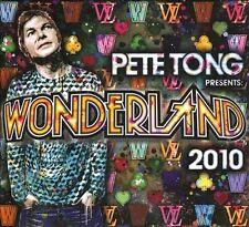 Wonderland 2010 [Digipak] by Pete Tong (CD, Jun-2010, 2 Discs, ITH)
