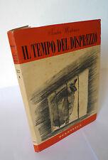 André Malraux,IL TEMPO DEL DISPREZZO,1945 Eclettica[resistenza francese,fascismo