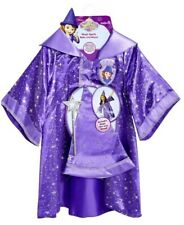 Sofia the First Disney Magic Spells Robe and Wand Purple (New Retail packaging)