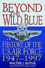 Beyond the Wild Blue-ExLibrary