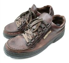Great Mens Mephisto Trampolines brown Leather Walking Shoes UK 8