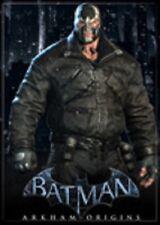 "2 1/2"" X 3 1/2"" BATMAN ARKHAM ORIGINS BANE REFRIGERATOR MAGNET NEW"