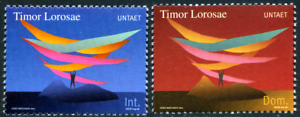 "Timor 2000 ""Symbolik des Wiederaufbaus"", MiNr 369/0, ** MNH"