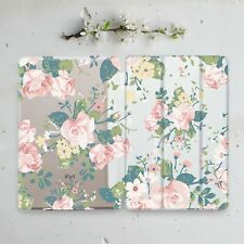 Floral iPad Air 2 3 Smart Cover iPad Mini 4 5 Plastic Case iPad Pro 11 12.9 2018