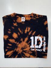One Direction Ten Years, Tie-Dye T Shirt