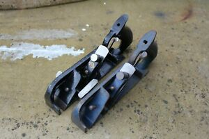 2 x No.78 Rebate planes. Stanley Made in England & Carter Made in Australia