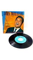 45 tours JOHN WILLIAM : Old Man River vinyles vintage musique 80s 70s