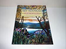 ART NOUVEAU SPIRIT OF THE BELLE EPOQUE BY SUSAN A STERNAU