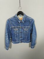 LEVI'S Denim Jacket - Size XS - Blue - Great Condition - Women's