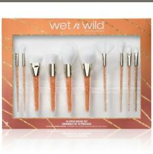 Wet N Wild Pro Brush Collection Set 10 piece Holiday 2019 Limited Edition BNIB
