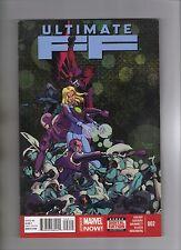 Ultimate Ff #2 - Michael Mckone Cover - Tom Grummett Art - 2014
