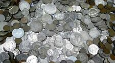 8 COIN ESTATE LOT! ALL OVER 70 YEARS OLD! SILVER,WWII,BUFFALO,ANCIENT,1 YR ISSUE