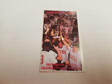 High Desert Mavericks 1992 Minor Baseball Pocket Schedule - Daily Press