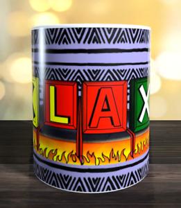 Klax retro arcade game Marquee Mug