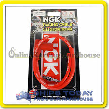 NGK CR4  SPARK PLUG CAP AND LEAD REPAIR KIT Suit Car Go Kart Motorbike etc.