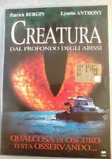 Dvd - CREATURA DAL PROFONDO DEGLI ABISSI