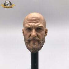 "1/6 Scale Transformers Villain A-20 Male Head Sculpt Model For 12"" Action Figure"