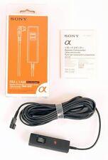 SONY RM-L1AM télécommande filaire 5m pour reflex Alpha à prise 3 broches Minolta