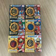 Kikai Sentai Zenkaiger SG SENTAI GEAR Vol.3 Set of 6 BANDAI NEW