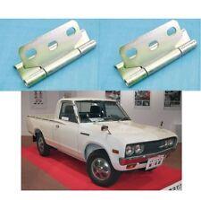 Rear Tailgate Tail Gate Hinge Metal Assy Pair LH RH For Datsun Nissan 620 Pickup