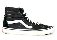 Black Vans Off The Wall Mens Size 6.5 Pro High Top Skateboarding Sneakers 721454