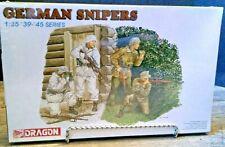 Dragon German Snipers 1:35 Model Kit New & Sealed #6093