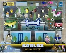 ROBLOX CELEBRITY COLLECTION ADOPT ME PET STORE DELUXE PLAYSET 40 PCS  IN HAND 🔥