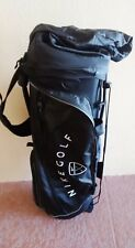 Nike Golf Club Bag - Carry Stand Bag 5.7 lbs - 5 Compartment - Little Use - 2009