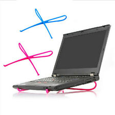 PORTABLE COOLING PAD STATION FOR NOTEBOOK MACBOOK FAN MAT LAPTOP NETBOOK
