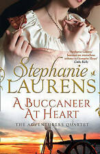 A Buccaneer At Heart (The Adventurers Quartet, Book 2), Laurens, Stephanie | Pap