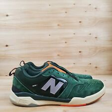 NEW BALANCE NUMERIC 868 SURREY SKATE SHOES GREEN NM868TYL MEN'S SZ.9