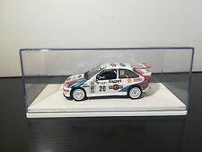 1/43 IXO Transkit Ford Escort Cosworth Trevisan Rally Canarias 1997 Code 3 Rare