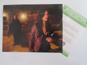 Courtney Cox Scream Autogramm  20x25cm mit Zertifikat COA