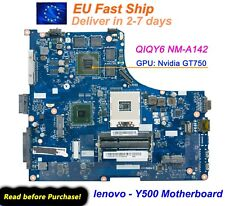 New Lenovo Ideapad Y500 QIQY6 NM-A142 N14P-GT-A2 GT750M 2GB Motherboard