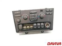 2003 Volvo XC90 D5 AWD Diesel 120kW (163HP) Klimaregelung Modul Einheit 8682734