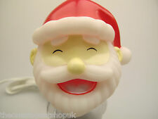 USB Xmas Christmas Santa Claus, 7 Changing Colour LED for Laptop or Computer