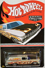 2016 HOT WHEELS WALMART MAIL IN ZAMAC '59 CHEVY DELIVERY