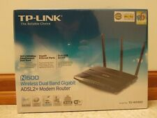 TP-Link TD-W8980 Wireless ADSL2+ Dual Band Modem Router