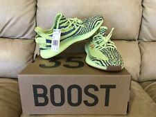 new product 6e1c9 53b9d adidas Yeezy Boost 350 V2 Semi Frozen Yellow B37572 Mens Size 10