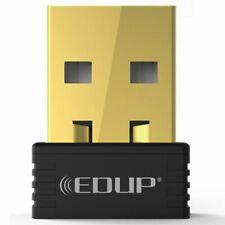 EDUP mini usb wireless wifi adapter 150mbps wi-fi receiver 802.11n usb ethe
