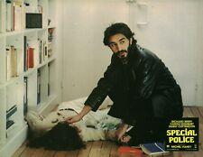 Photo de presse cinéma film spécial police réalisateur Michel Vianey 1985