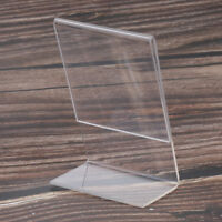 """Vertical Photo Frame Stand for Polaroid Snap Touch Film Display Picture 3"""""""