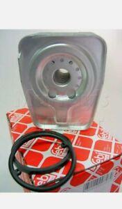 FEBI Oil Cooler Audi A3 A4 A5 A6 2.0 TDI VW Mk5 Mk6 Golf SEAT Skoda 038117021E