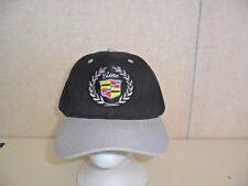 CADILLAC HAT BLACK AND GRAY FREE SHIPPING GREAT GIFT